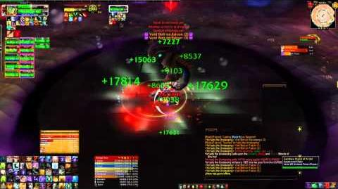 Cause and Effect vs Yor'sahj the Unsleeping 10 man Shattered Halls Eu