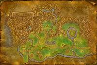 Forêt d'Elwynn map Classic