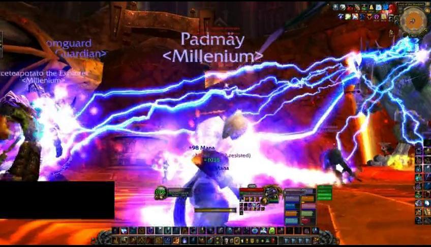 Onyxia et Nefarian vs Millenium