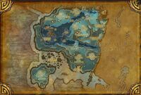 Terres de l'Angoisse carte MoP