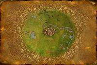 Cratère d'Un'Goro map Classic