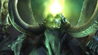 Grom Hellscream - Orc Ending Cinematic Warcraft 3 Reforged Full HD Remastered