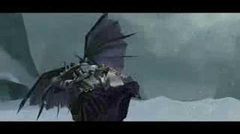 Arthas contro Illidan