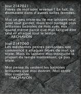 Journal d'Archavon 5