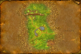 Mulgore map Classic