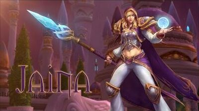 Trailer Jaina – Heroes of the Storm (DE)