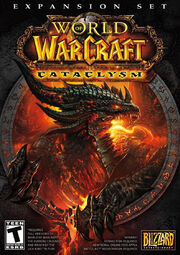 Cataclysm Expansion Pack CD-Box