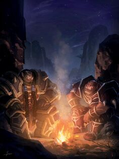 Chronicle3 Thrall and Garrosh