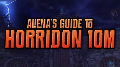 Aliena's Guide to Horridon, 10 man normal