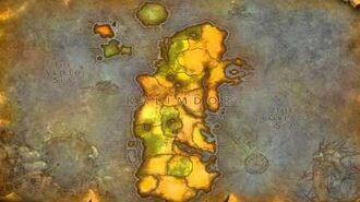 Cataclysm - Azeroth Világa