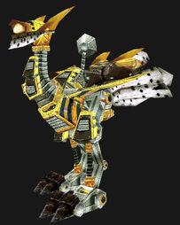 Swift mechanostrider