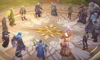 Legionfall champions