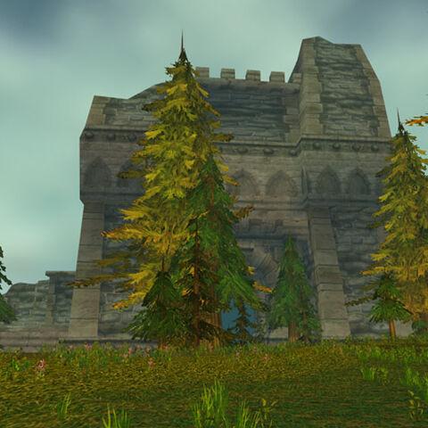 Стена Торадина