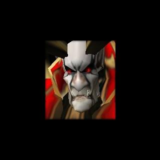 Лицо Тихондрия в Warcraft III.