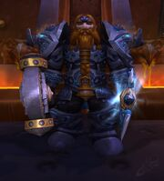 Bronzebeard in Ironforge