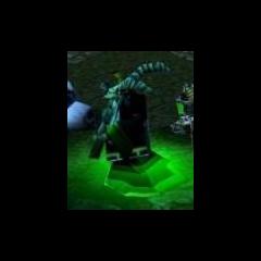 Некромант в <i>Warcraft III</i>.
