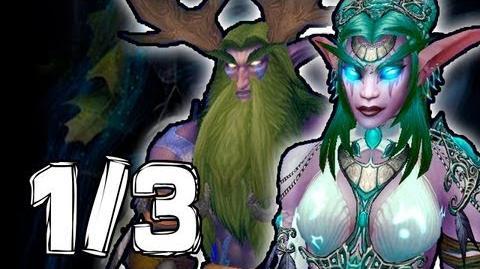 Tyrande y Malfurion - Historia 1 3
