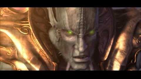 Warcraft Lore 5 Archimonde Destroys Dalaran