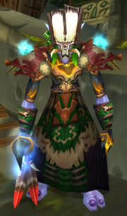Witch Doctor T'wansi
