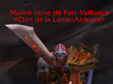 Clan de la Lame-Ardente (Warlords of Draenor)