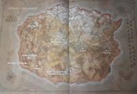 Carte - Chroniques 1 - Azeroth ordonnée
