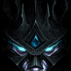 The Lich King on the cover of <i><a class=