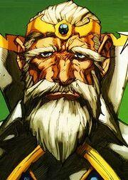 Khadgar Comic Closeup