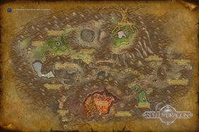 Map hyjal