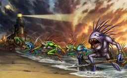 Murloki atakują Zachodni Brzeg