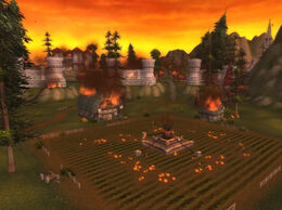 Scarlet Enclave Fall