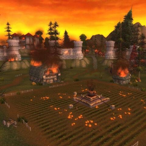 Nowy Avalon i Havenshire w ogniu