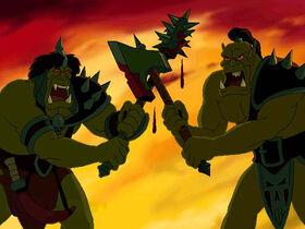 Warcraft Adventures - Rend & Maim