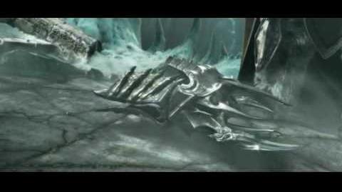 Warcraft III Arthas devient Le Roi Liche