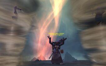 Magatha Totem-Sinistre Legion