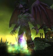 Illidan Projection