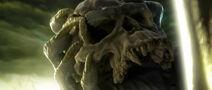 Illidan skull