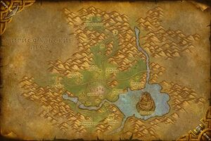 WorldMap-WesternPlaguelands
