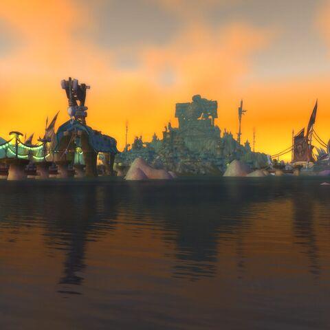 Widok z zatoki