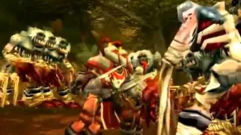 7- Warcraft 3 Historia - Español - La Senda de los Malditos parte 1 (World of Warcraft Lore)