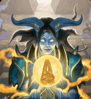 High Priestess Ishanah