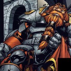 Magni na kartach komiksu World of Warcraft
