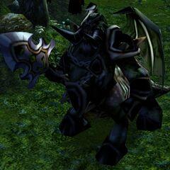 Маннорот в Warcraft III.