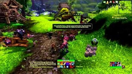 Cool World of Warcraft Quests The Savior of Stoneplow