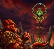 Eredar Wand of Obliteration TCG