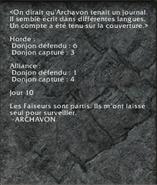 Journal d'Archavon 1