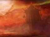 Péninsule des Flammes infernales