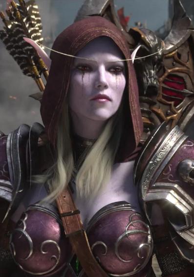 Sylvanas Windrunner World Of Warcraft Wiki Fandom