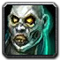 Achievement character undead male