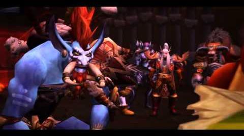 World Of Warcraft 5.4 Horde Cinématique de fin (FR)-1