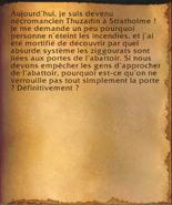 À propos de Stratholme 1